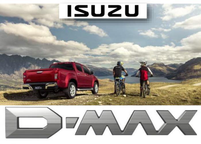 Katalog Isuzu D-Max