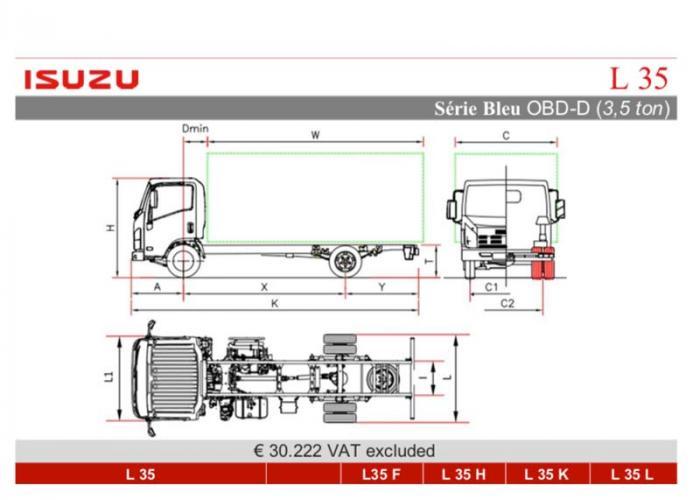 Katalog Isuzu L35