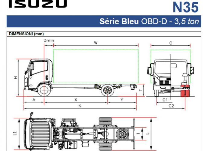 Katalog Isuzu N35