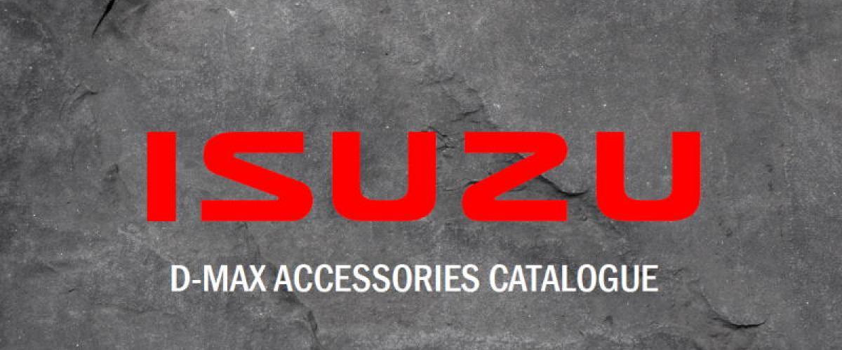D-Max Accessories Catalogue